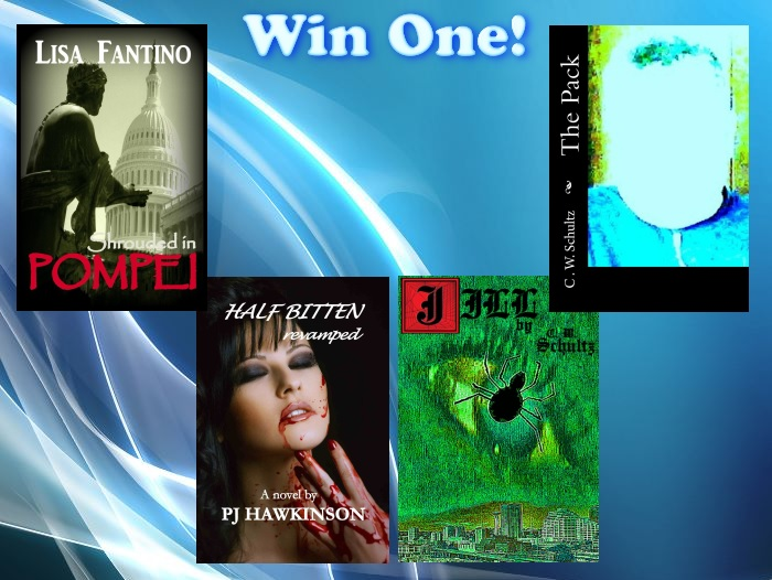 Mystery Scavenger Hunt and Giveaway